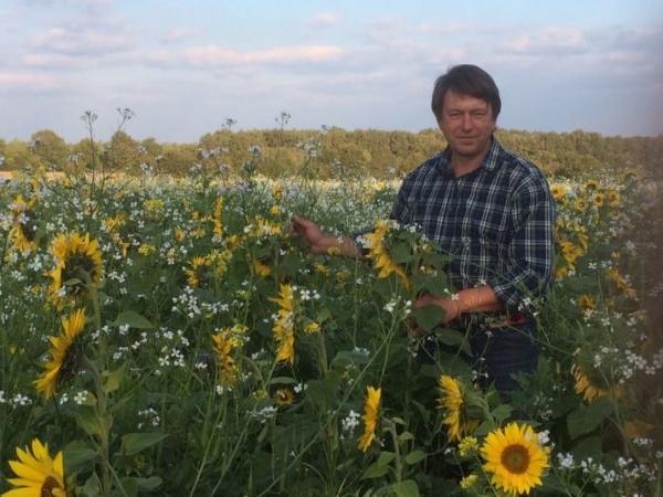 Frédéric Thomas : « Pour la première fois dans l'humanité, on peut produire de manière conséquente en régénérant les sols »
